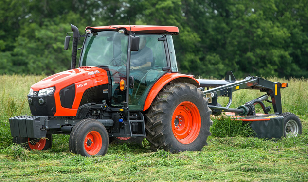 2016 Kubota M5-111 Review