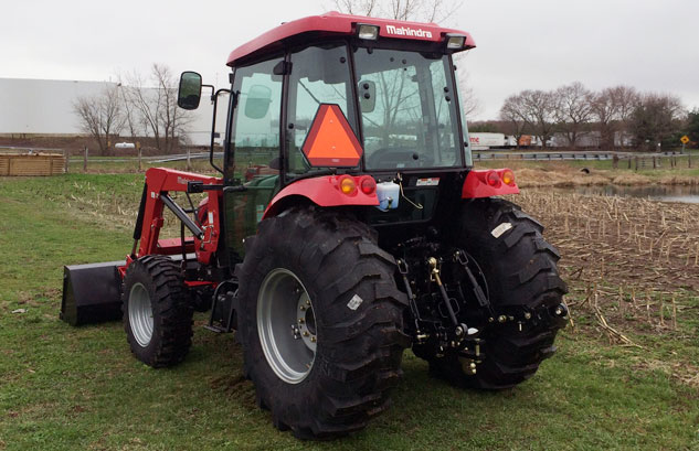 2016 Mahindra 2565 Cab Review