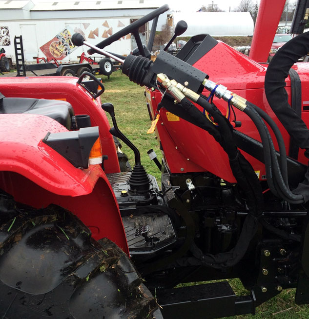 2016 Mahindra 4540 Review