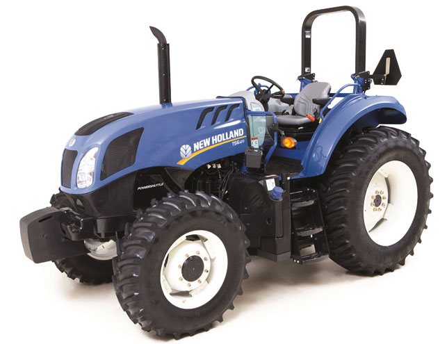 2016 New Holland TS6.120 Front Left