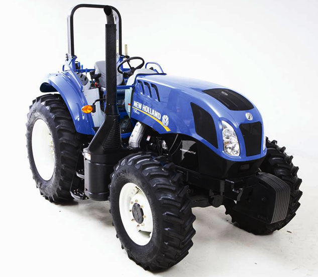 2016 New Holland TS6.120 Front Right