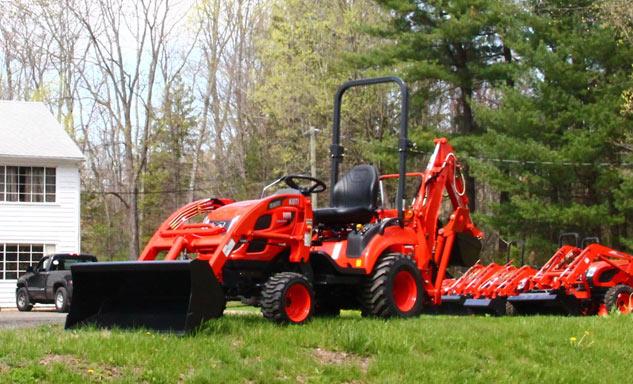 Kioti Tractor Seat : Kioti cs tlb review