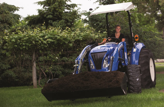 2017 New Holland Boomer 47 Review