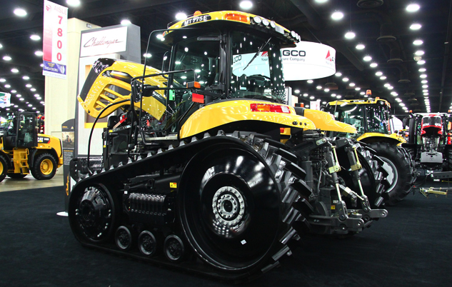 AGCO Challenger Series