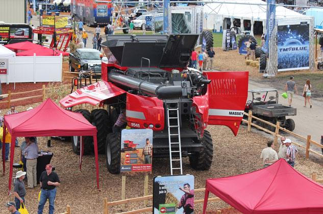 AGCO Tractor