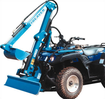 Implements And Attachments For Your Atv And Utv The