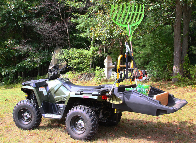 Big Tool Rack ATV Sport Rack