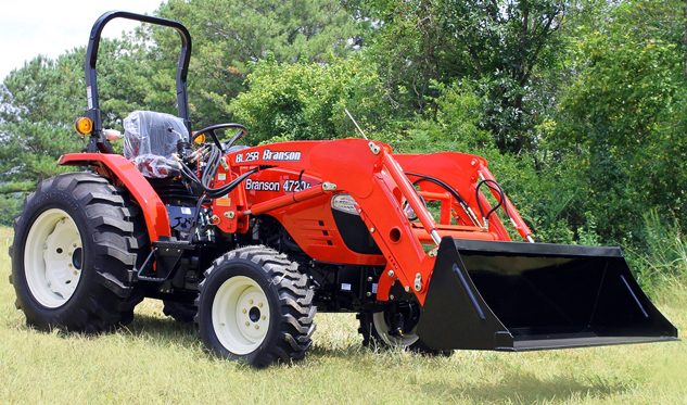 Branson 4720h Front Right