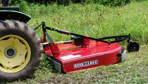 2011 Bush Hog 296 Rotary Cutter Review