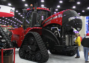 Case IH Steiger Rowtrac Front Right