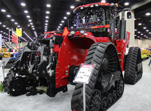 Case IH Steiger Rowtrac Front Left