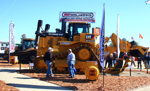 Caterpillar World Ag Expo