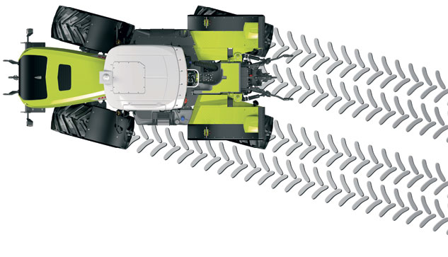 Claas XERION Trac Concept