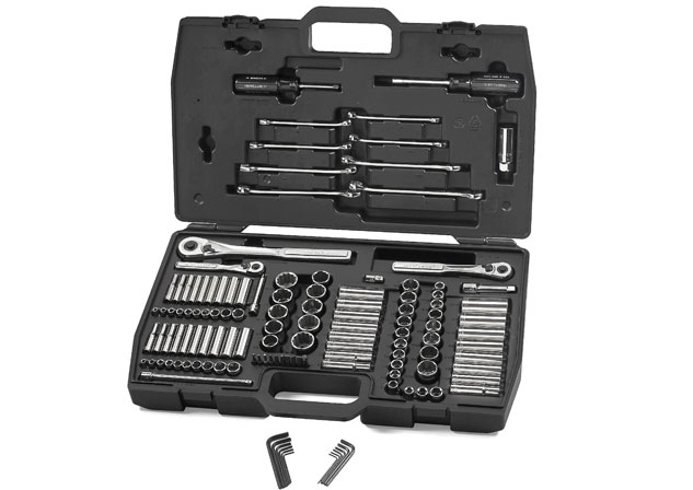 Craftsman Model 35830 126 pc. Mechanics Tool Set