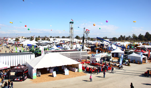 World Ag Expo Fairgrounds
