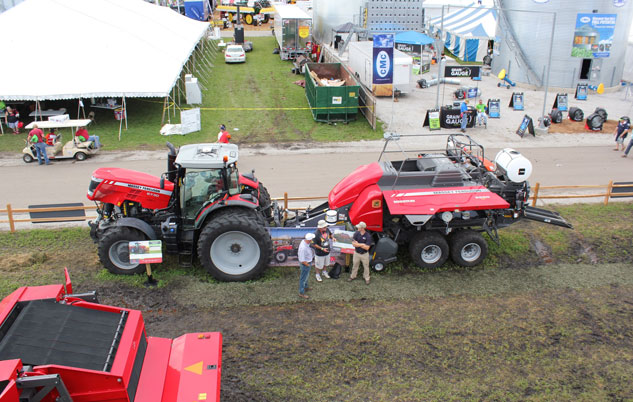 2014 Farm Progress Show Grounds