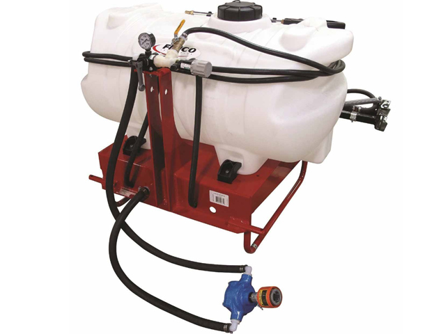 Hitch Mounted Sprayer
