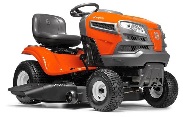 2017 Lawn Tractor Comparison