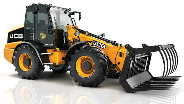 2016 JCB TM320 Profile