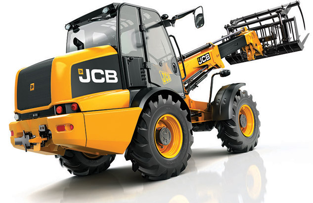2016 JCB TM320 Rear