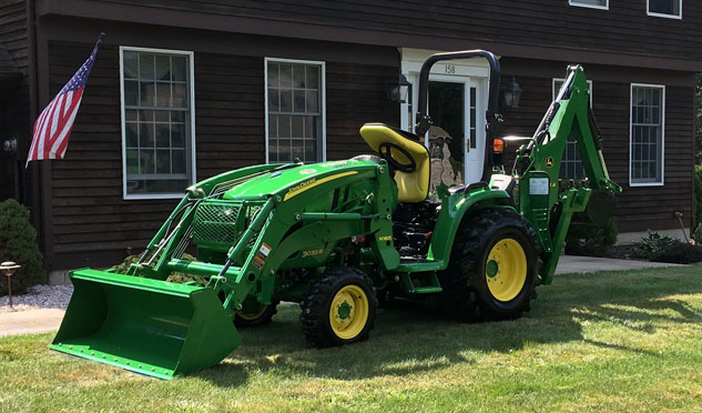John Deere 3033 : John deere r long term review first impressions