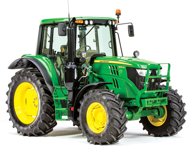 2016 John Deere 6130M Beauty
