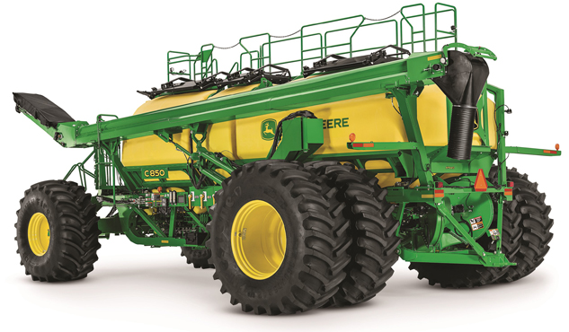 John Deere 850 Air Cart