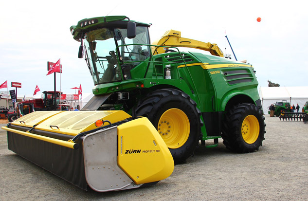John Deere World Ag Expo