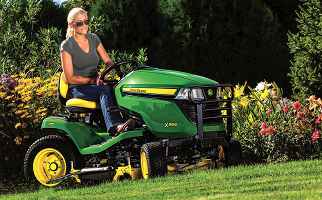 2016 John Deere X394 4WS Beauty