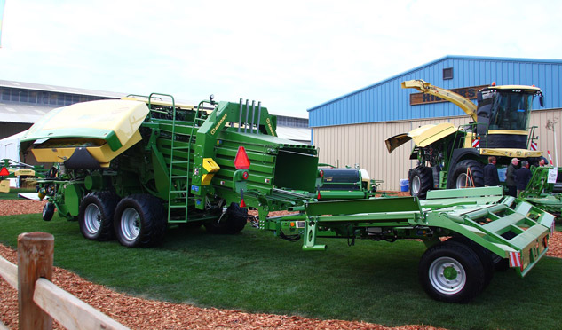 Krone World Ag Expo