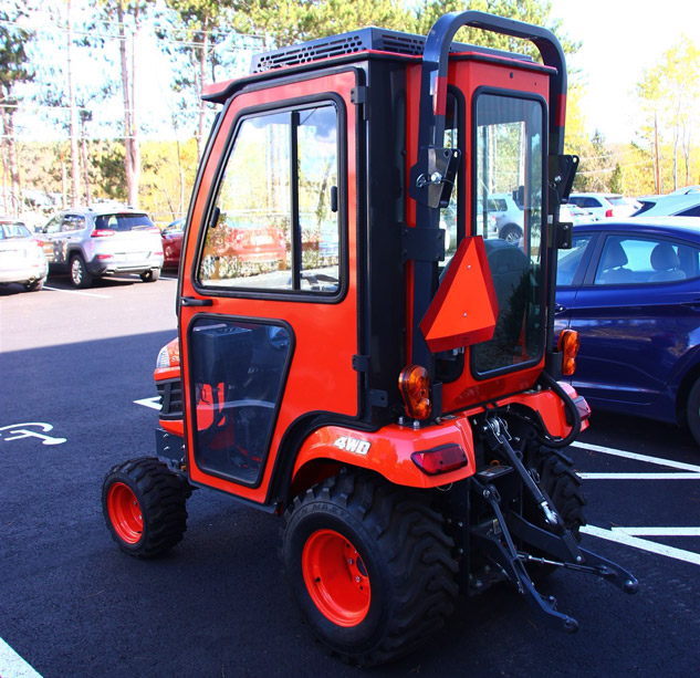 Air Conditioning For Kubota Bx Tractors With Cabs