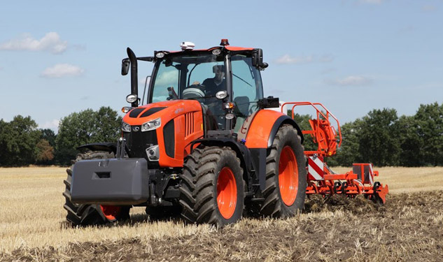 Kubota Draft Link : What tractor features do you really need