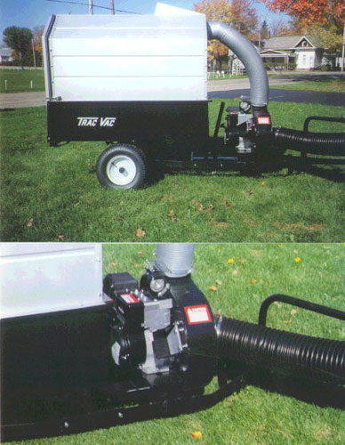 Fall Leaf Collection And Removal