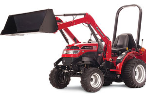 2011 Mahindra Model 16 Overview
