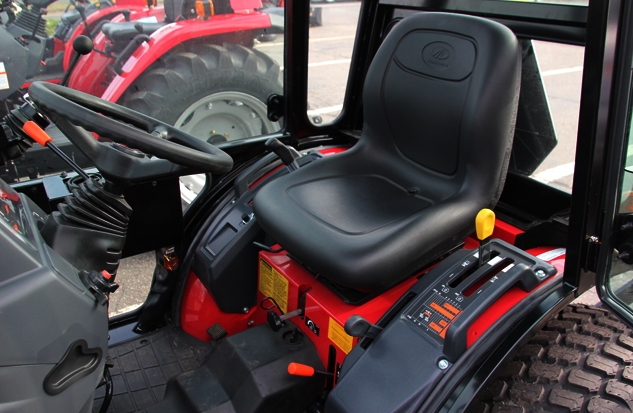 Mahindra Factory Cabs Review