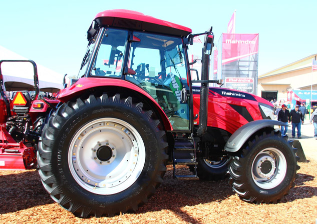 Mahindra World Ag Expo