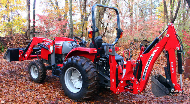 Massey Ferguson 2705E Beauty