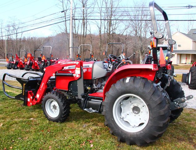 2016 Massey Ferguson 2705E Review