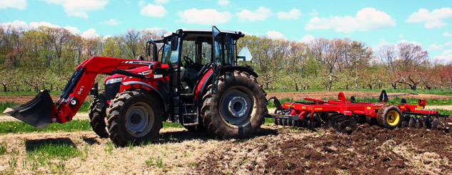 2018 Massey Ferguson 6713 Review
