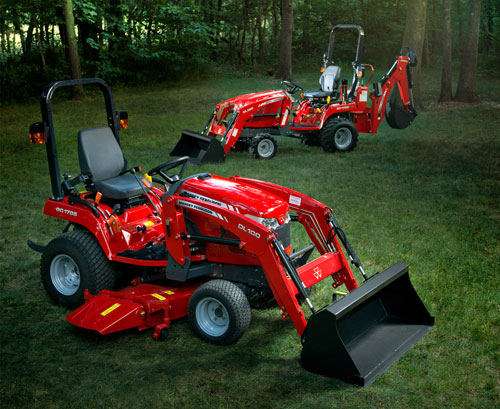 2013 Massey Ferguson GC1705 HST Review