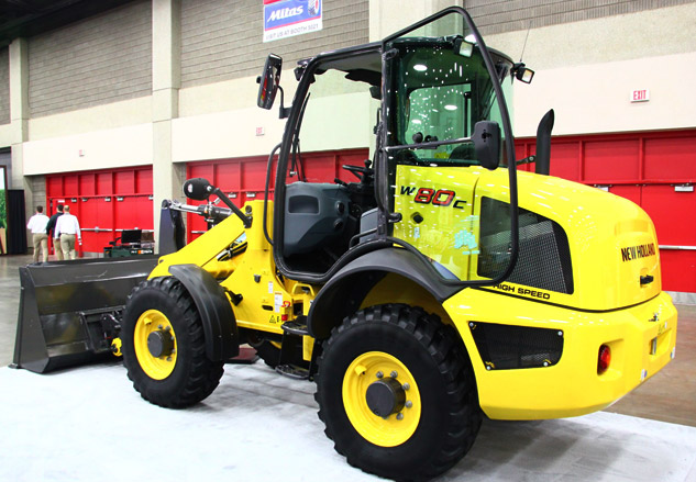 New Holland W80C