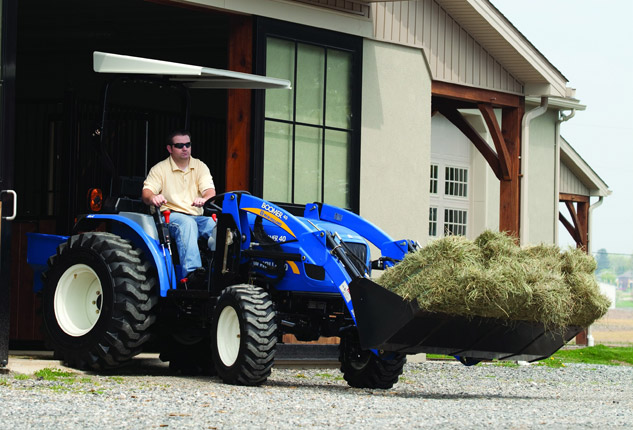 New Holland Boomer 40