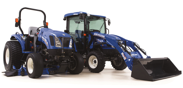 New Holland Boomer 54D Open Station and Cab