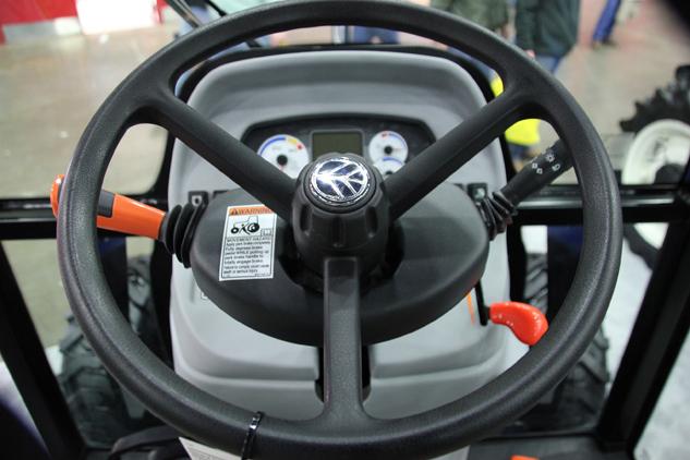 2015 New Holland Boomer 54D CVT Cab Review