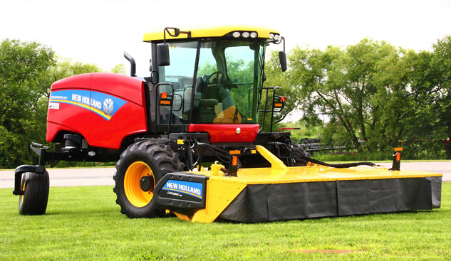 New Holland Self Propelled Windrower