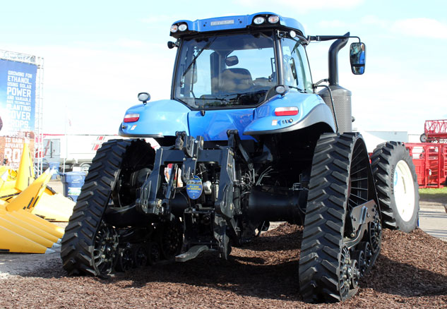 New Holland SmartTrax