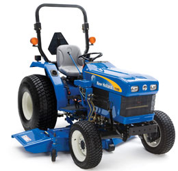 2011 New Holland T1510 Review