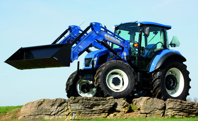 New Holland T4.115 Beauty