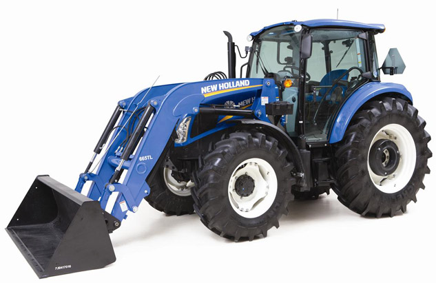 New Holland T4.115 Studio