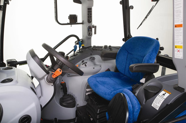 New Holland T4.115 Seat